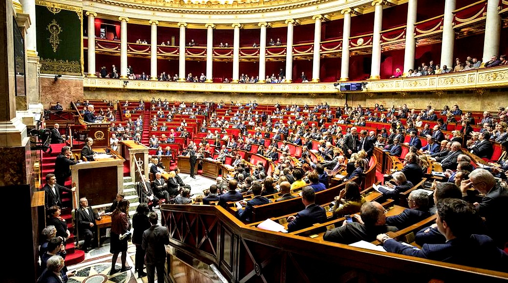 assemblee Nationale 2018